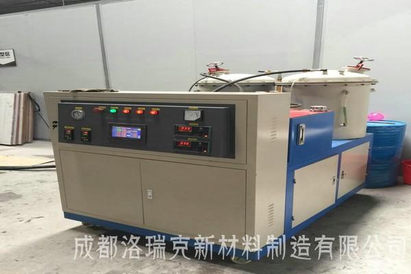 聚氨酯保溫管高壓發泡機