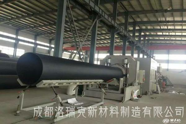 聚氨酯保溫管外保護套生產機組